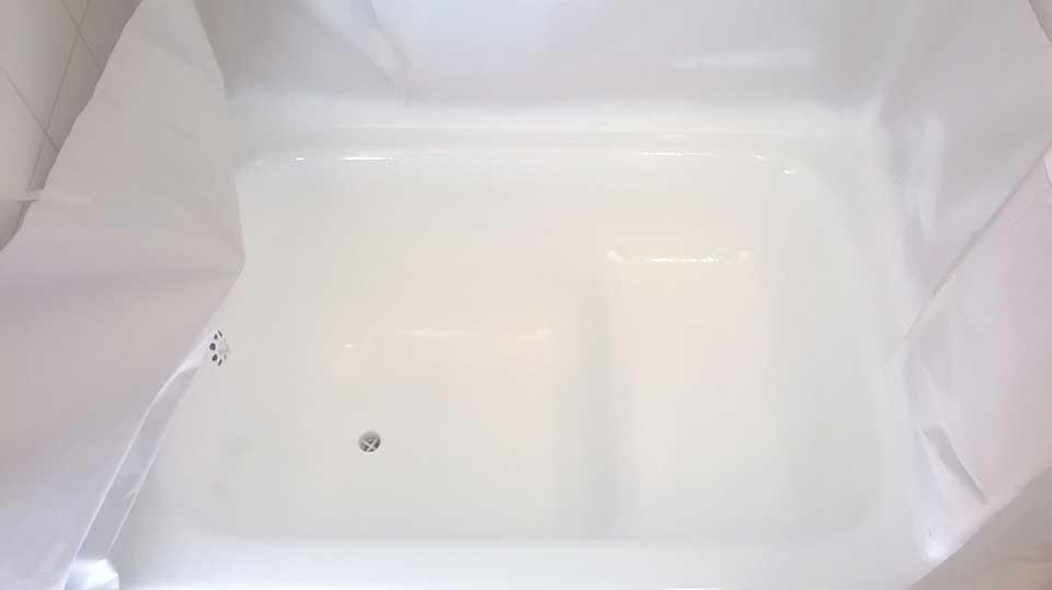Αποκατάσταση φθοράς μπανιέρας ΜΕΤΑ